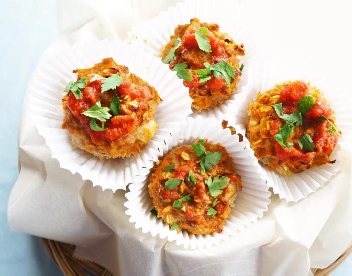 Meatloaf muffins 1
