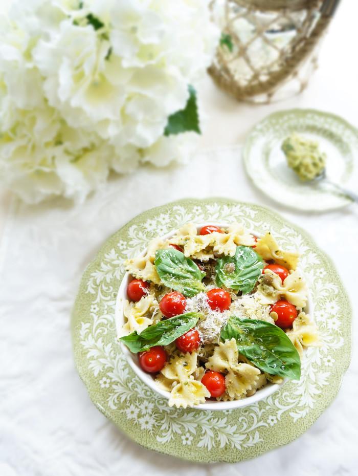 Lentil Pasta Salad 3