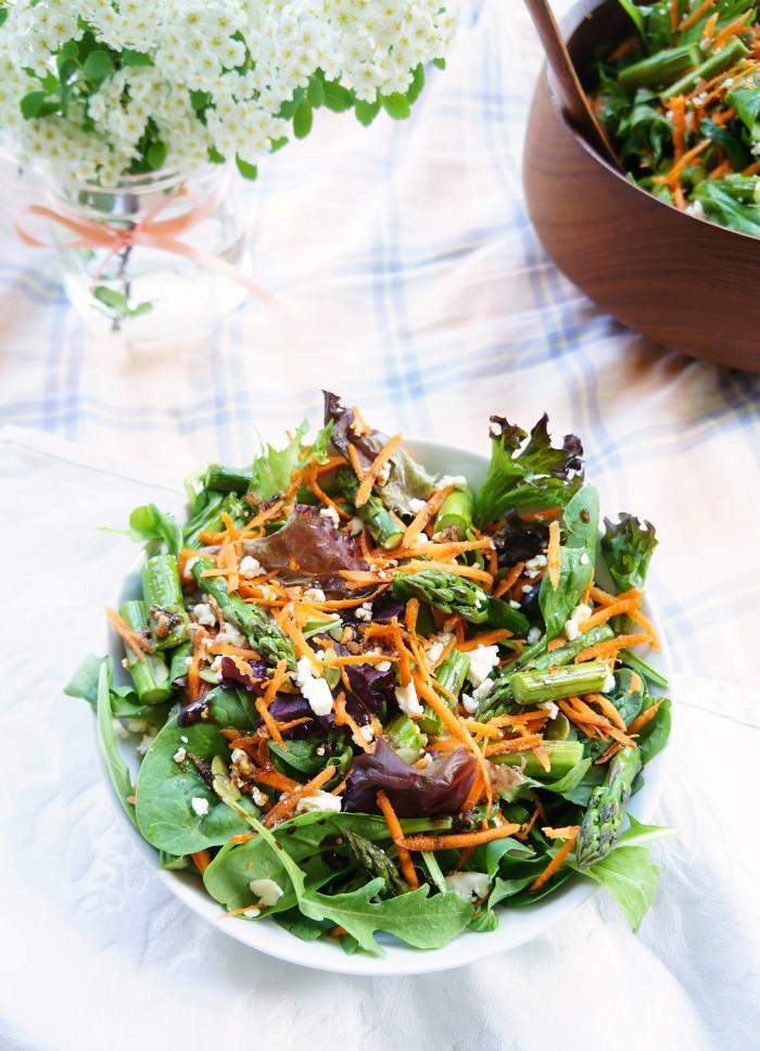 Spring Asparagus Salad 2