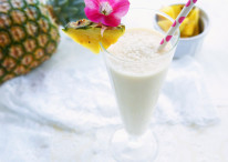 Tropical Almond Colada Smoothie