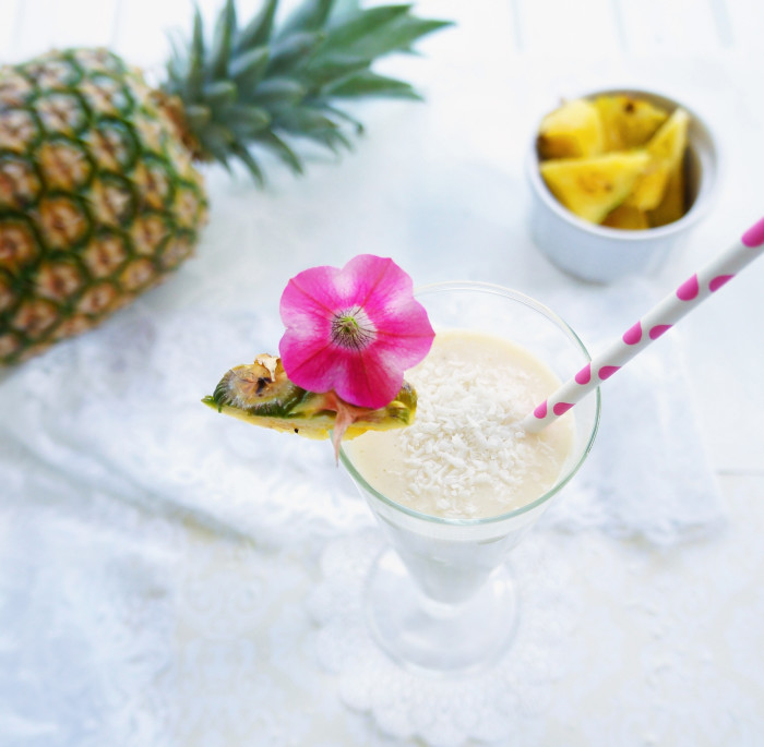 Almond Colada Smoothie 2
