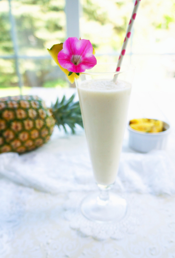 Almond Colada Smoothie 3