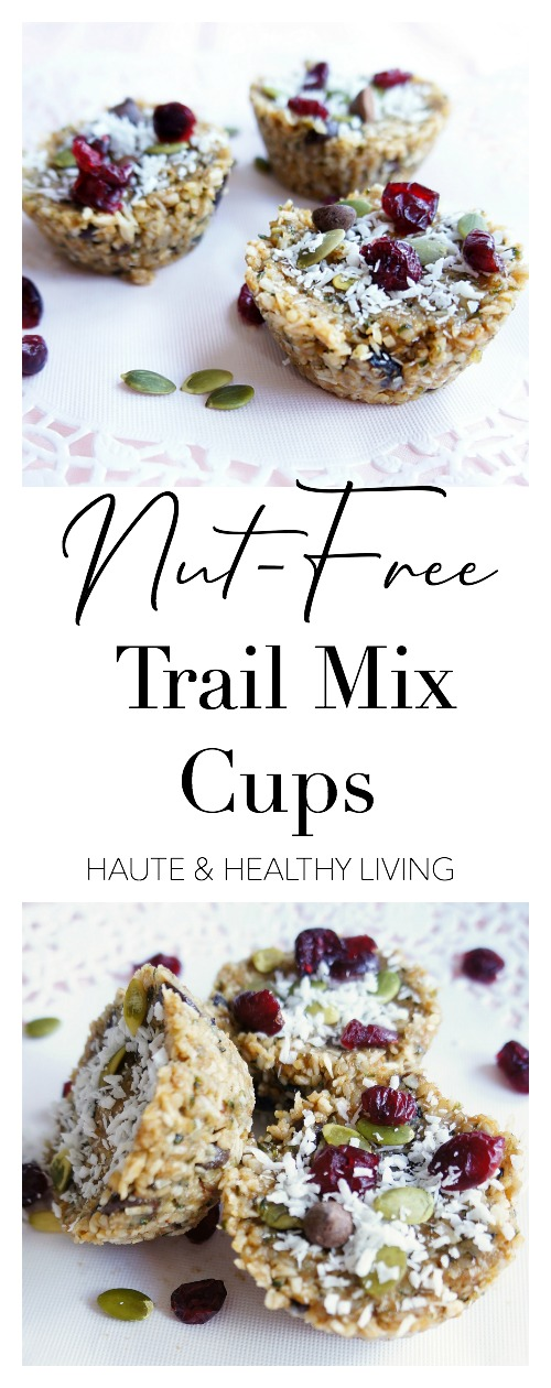 Trail Mix Energy Cups