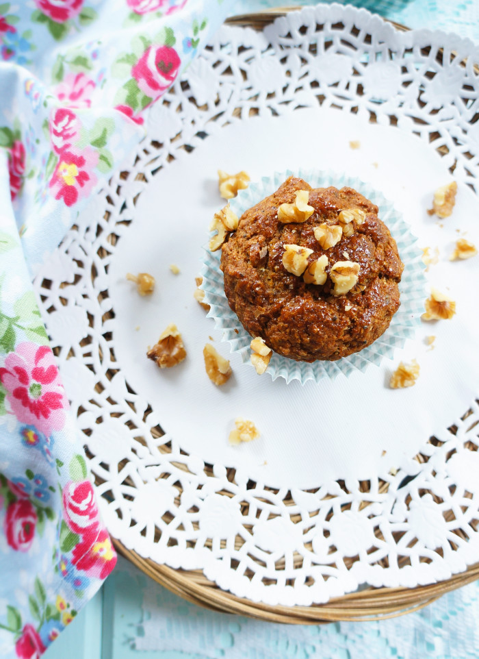 Sweet Potato Muffins 5