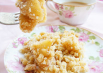 No-Bake Apple Crumble