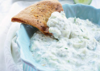 Thick and Creamy Tzatziki