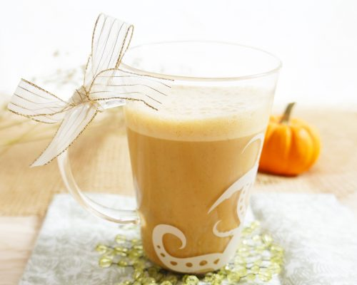 Maple Pumpkin Spice Latte