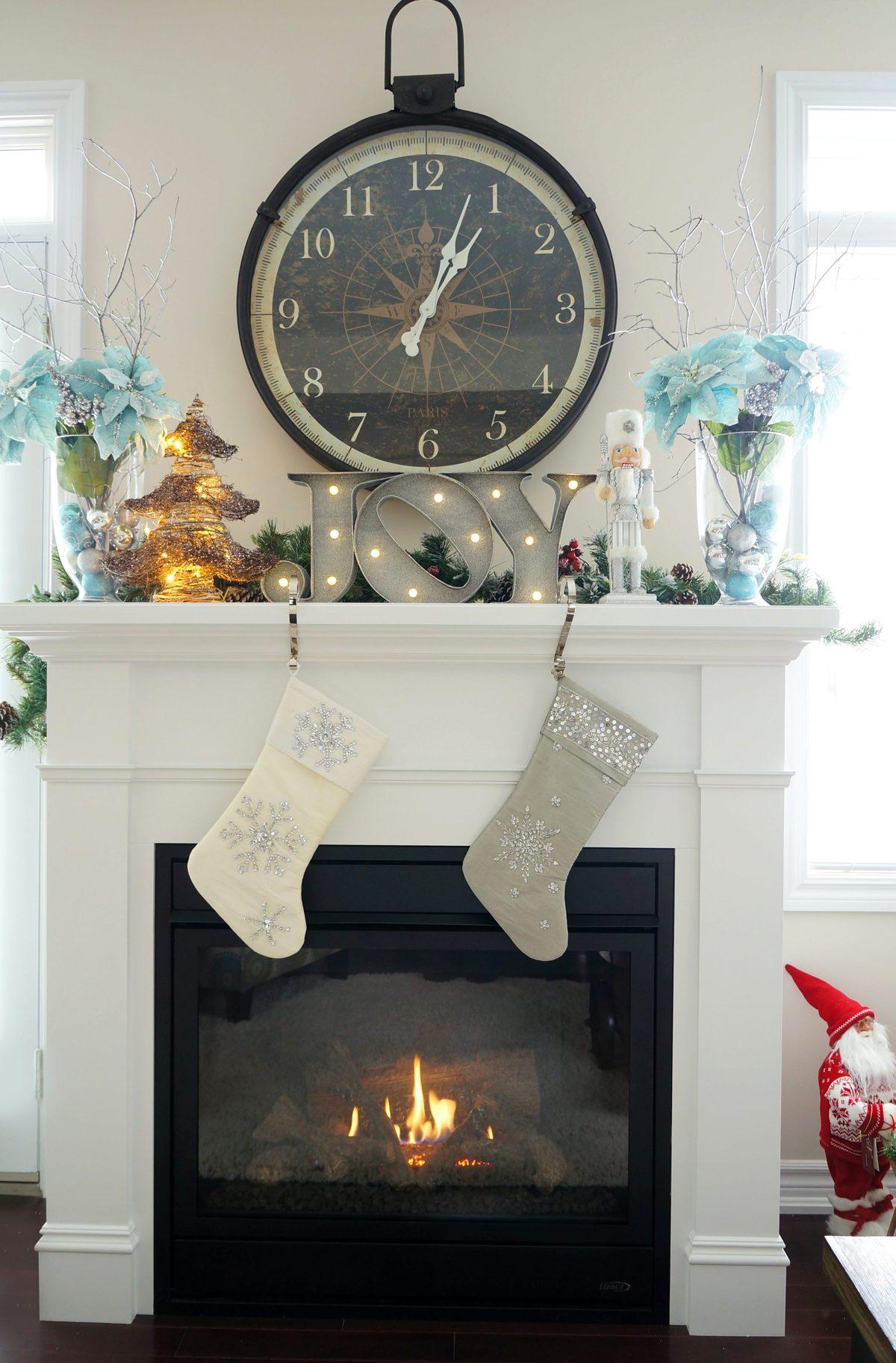 Christmas Living Room Makeover Haute Healthy Living