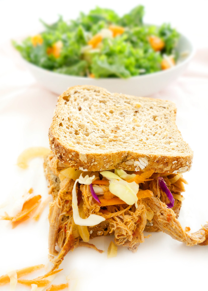 Easy Pulled Pork | Haute & Healthy Living
