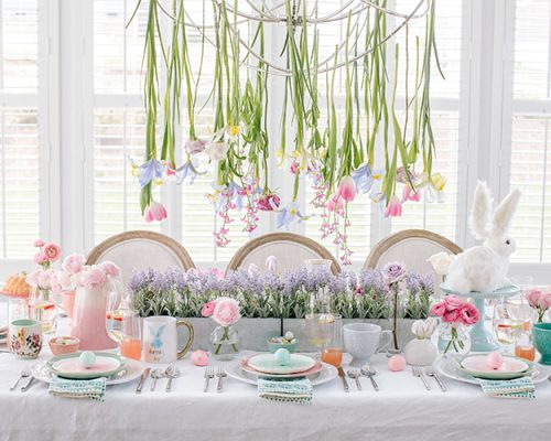 Stunning Easter Table Decor Inspiration