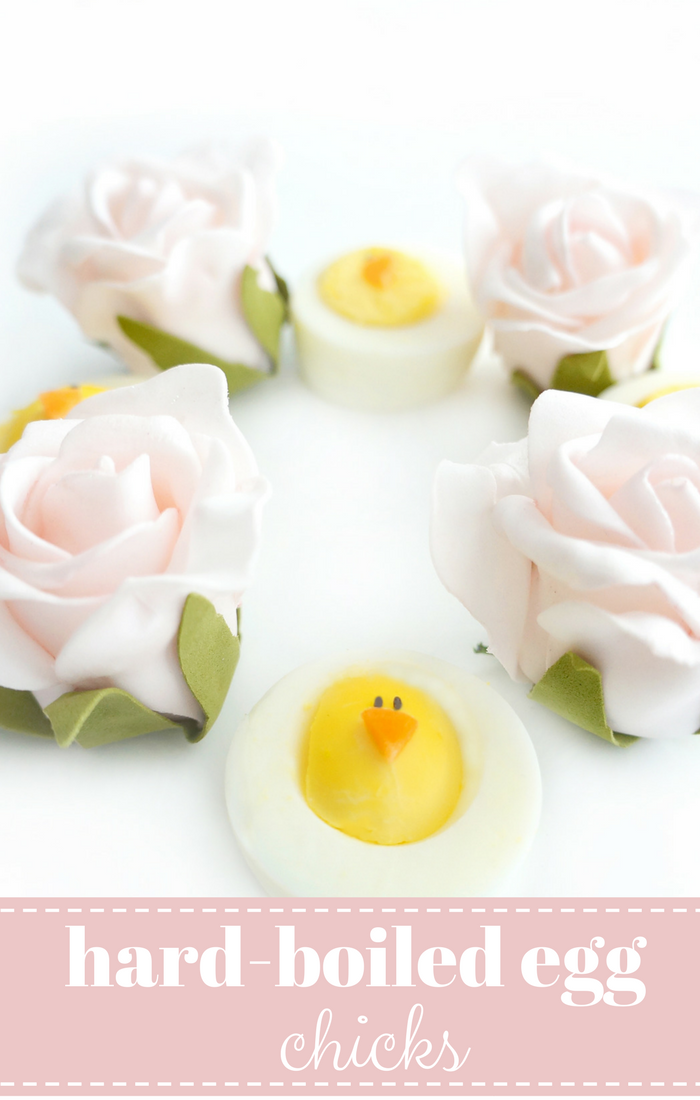 Hard-Boiled Egg Chicks