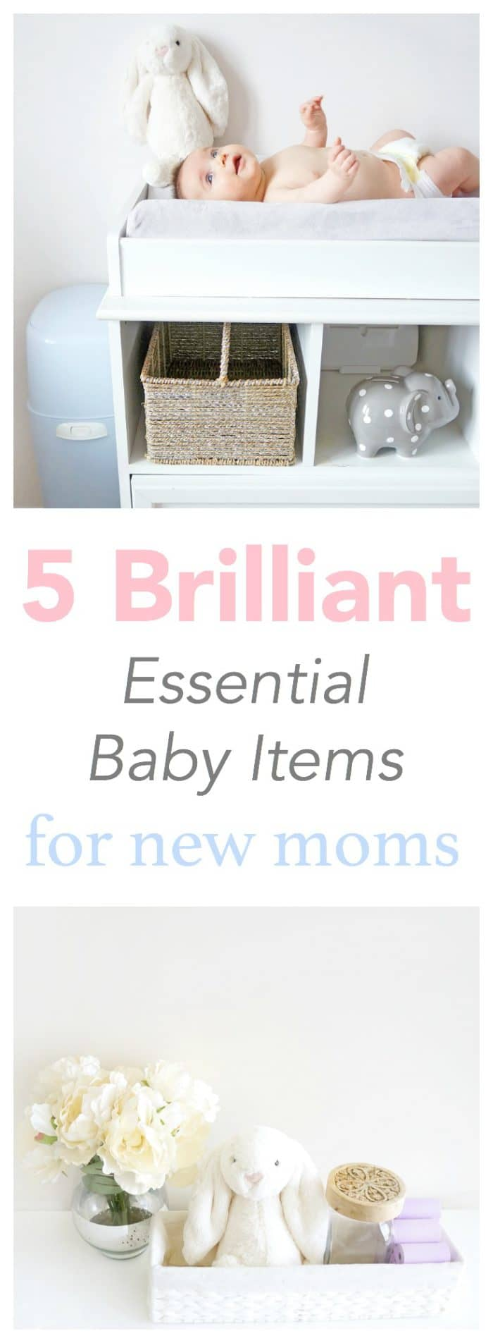 5 Brilliant Must-Have Baby Items for New Mothers