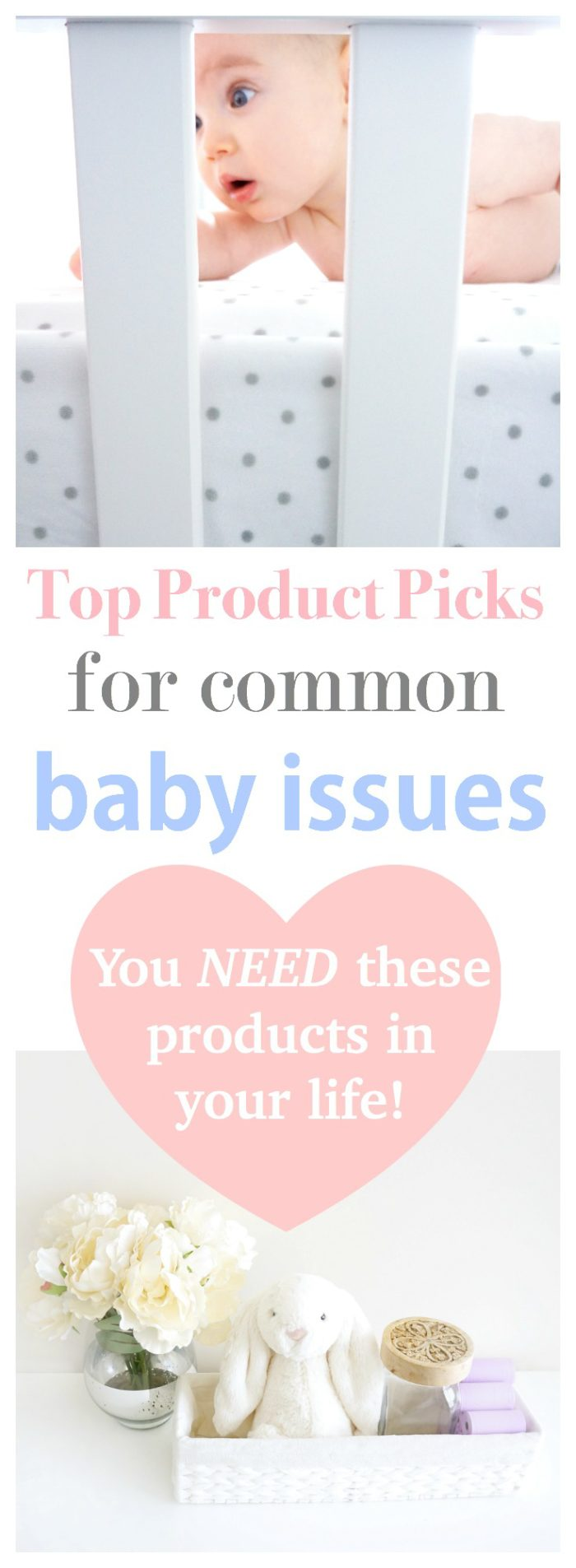 Top Product Picks for Common Baby Issues