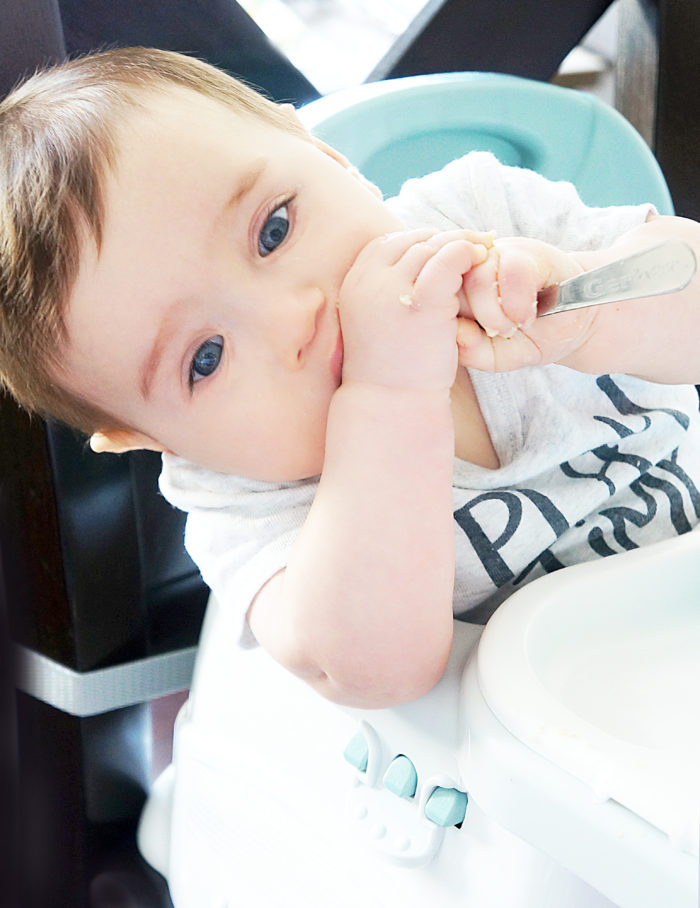Baby-Led Weaning Tips