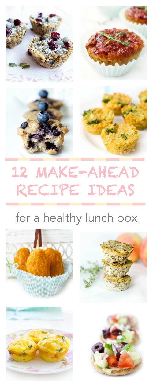 12 Healthy Lunch Box Ideas to Make Back-to-School Meal Prepping a Breeze