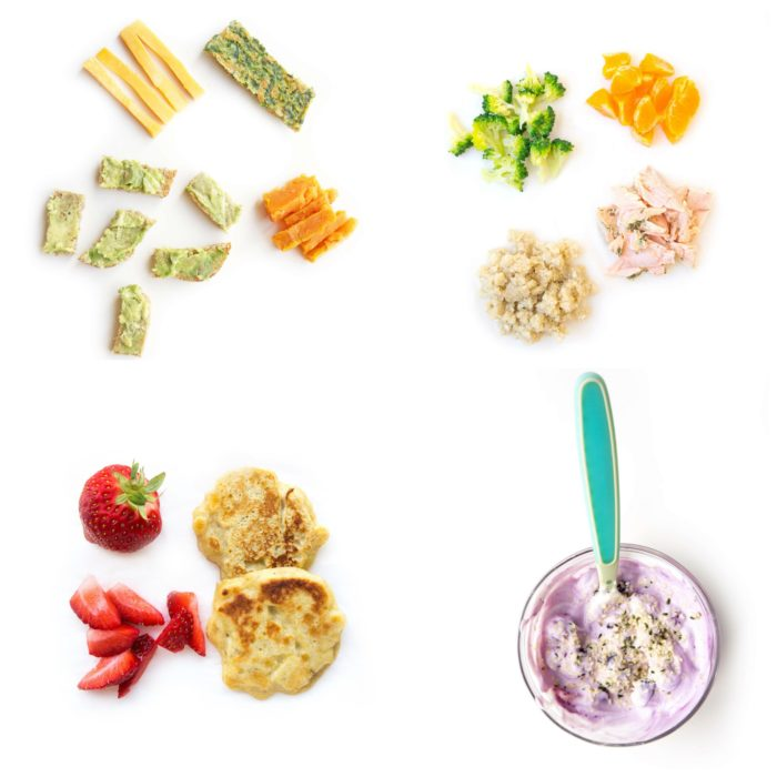 10 Easy Healthy Baby Led Weaning Meal Ideas Haute