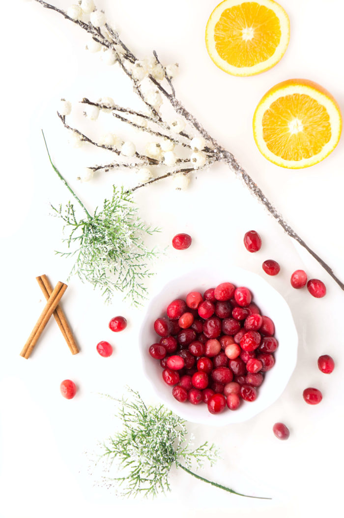 Citrus-Infused Cranberry Sauce