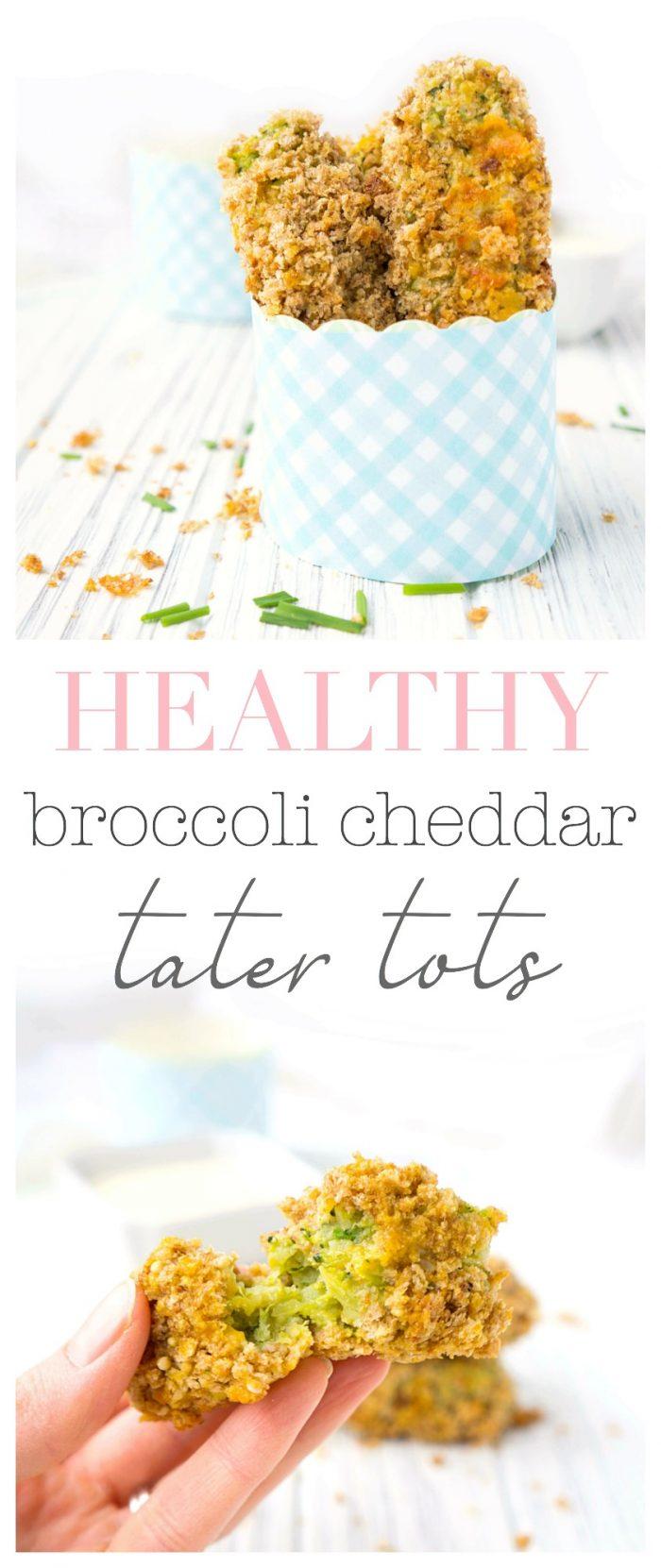 Broccoli Cheddar Tater Tots