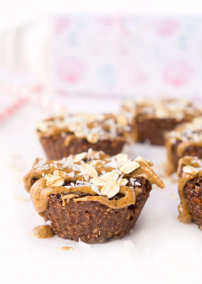 Chocolate Almond Protein Cups