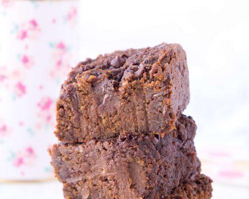 Chocolate Chickpea Brownies