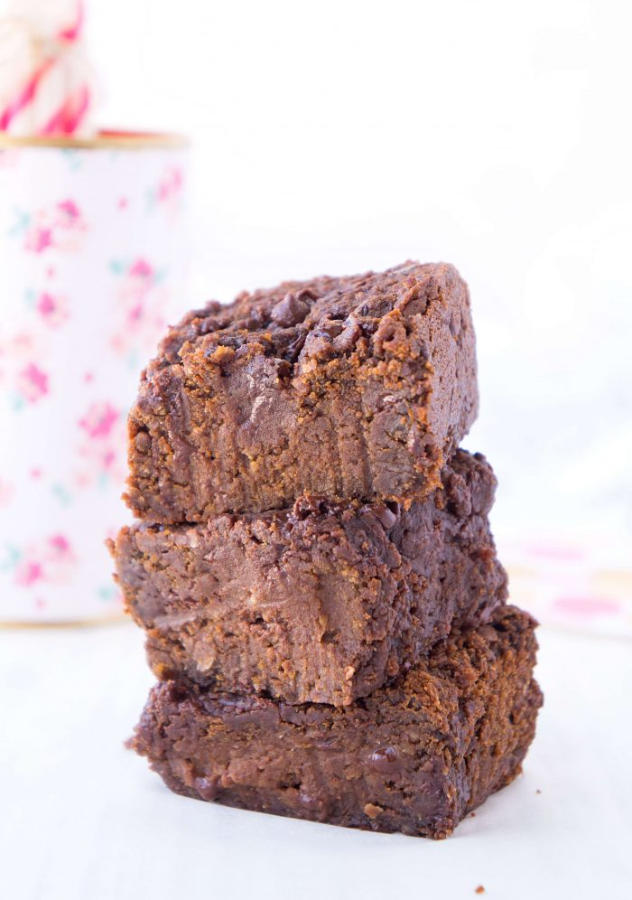 Chocolate Chickpea Brownies