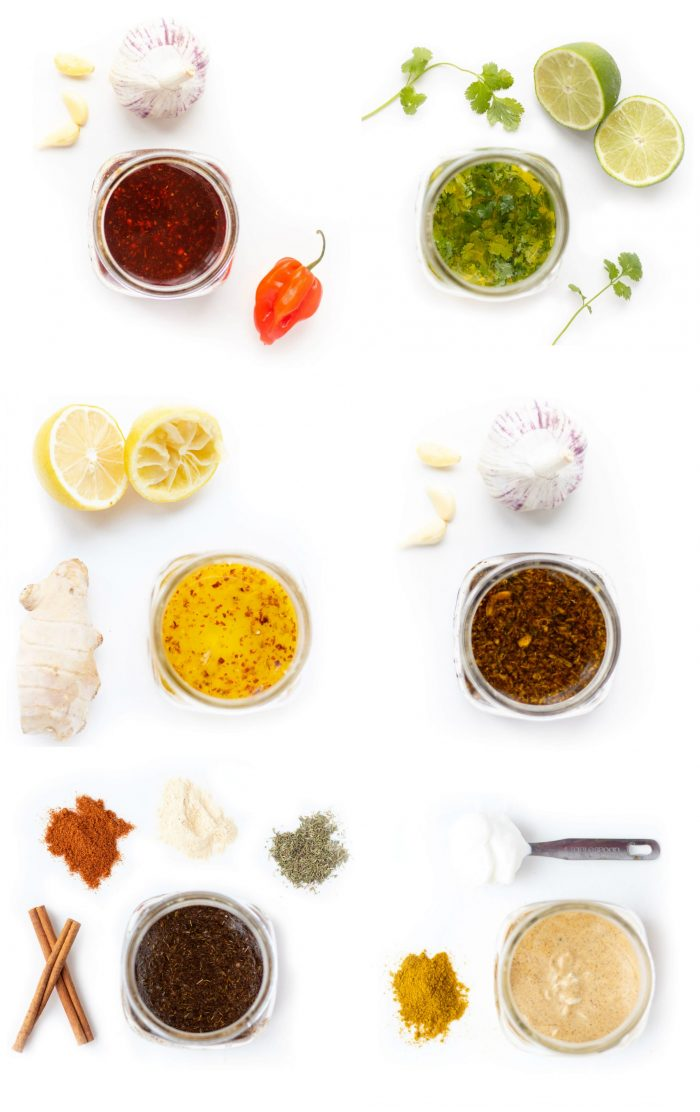 Easy Marinade Recipes