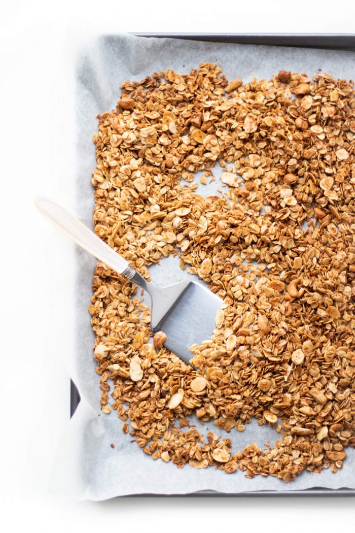 Easy Granola Recipe