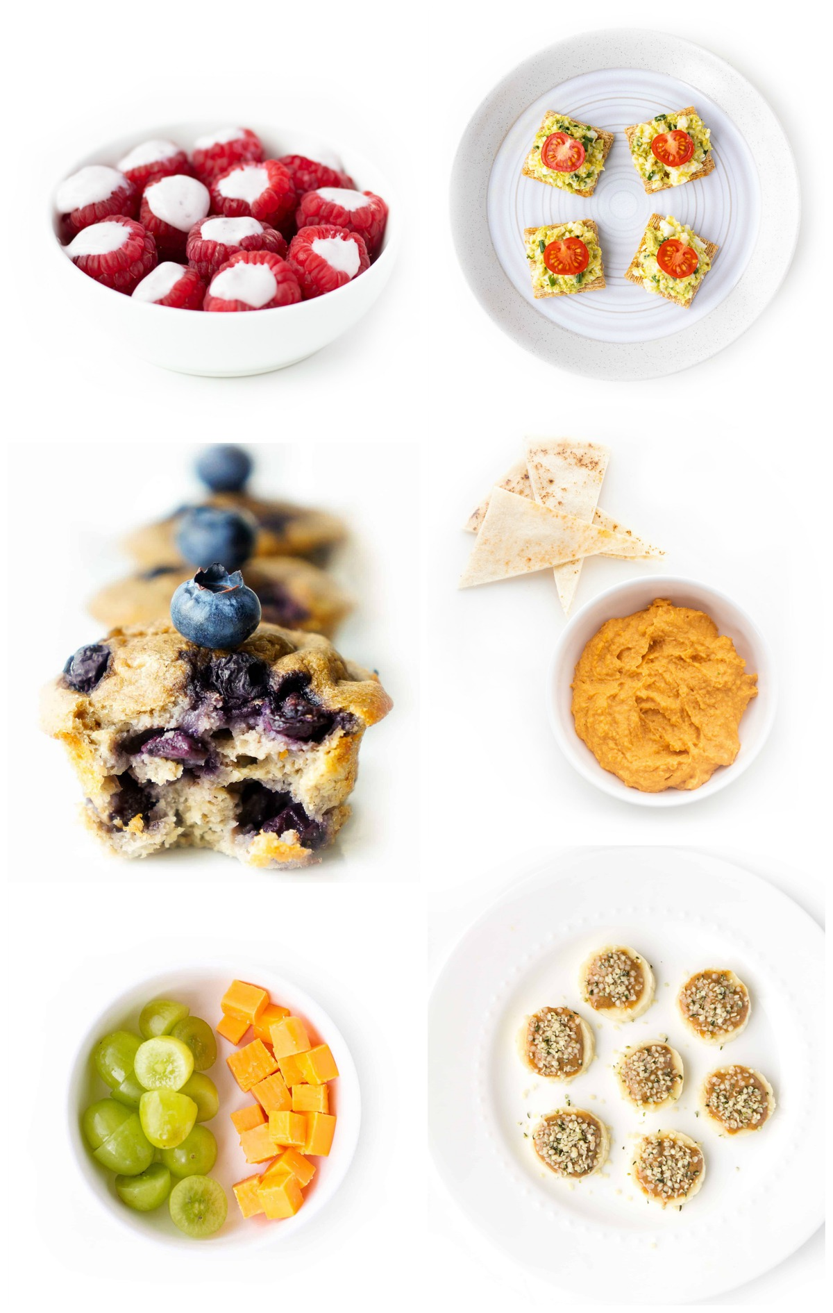 20 Healthy Toddler Snack Ideas | Haute & Healthy Living